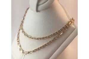 Золотая цепь (585 проба, вес 7,83 г, размер 55, плетение якорное)