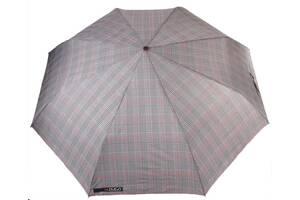 Зонт мужской автоматический H Due O серый