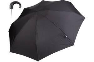 Зонт мужской Clima 2792.2;7669, полуавтомат, черный