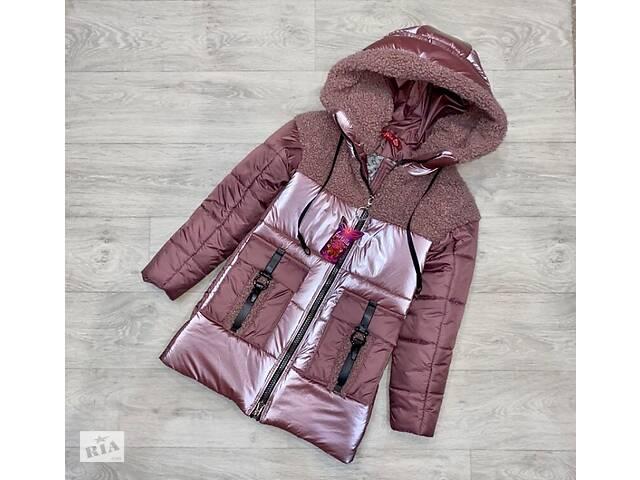 продам Зимняя куртка для девочки, новинка 2021 бу в Харькове