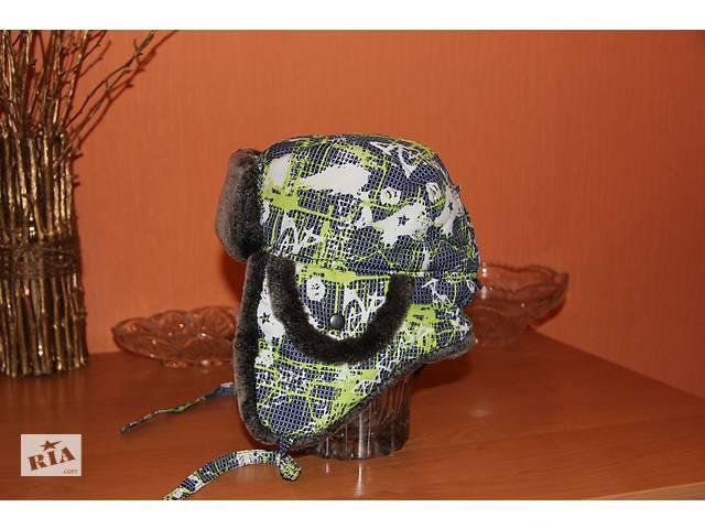 купить бу Зимняя шапка для мальчиков ASSA в Киеве