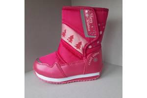 Зимние дутые ботинки дутики сноубутсы tom.m 27, 29, 30, 31 размер