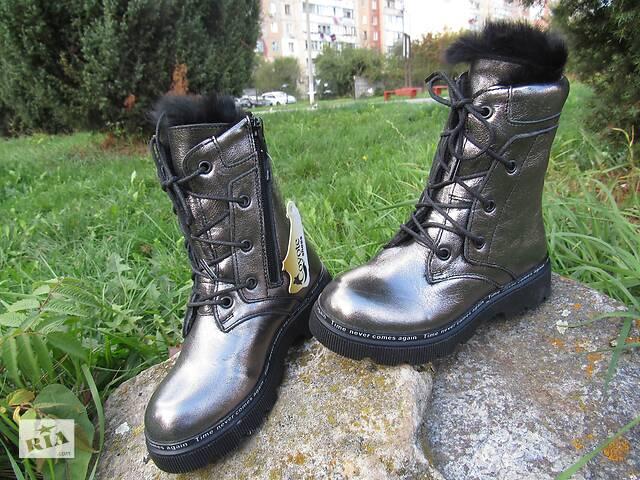 продам Зимние сапоги/ ботинки от фабрики Tiflani бу в Виннице