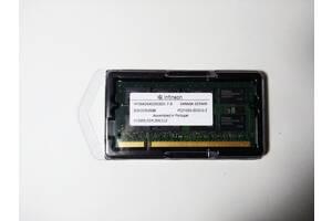 11 Оперативная память Infineon 512Mb HYS64D64020GBDL-7-B DDR 333MHz IBM Portugal Оригинал