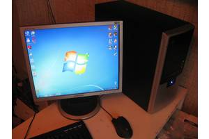 2-х ядерный Intel Pentium 4 3.2GHz, RAM 2GB, Ati Radeon HD4650, HDD 160GB, Windows 7