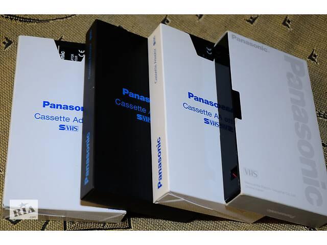 купить бу адаптеры VHS-C в Николаеве