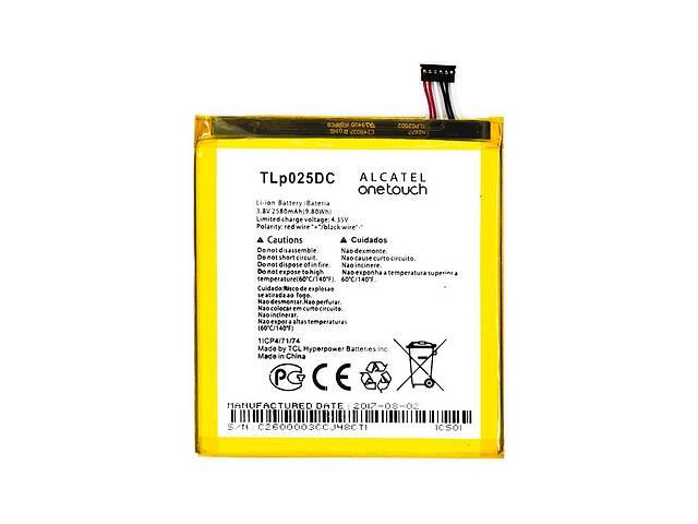 Аккумулятор Alcatel TLp025DC (2580mAh)- объявление о продаже  в Харькове