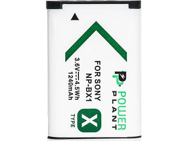 купить бу Аккумулятор к фото/видео PowerPlant Sony NP-BX1 (DV00DV1308) в Киеве