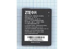 Аккумулятор к телефону ZTE Li3715T42P3h415266 1500mAh