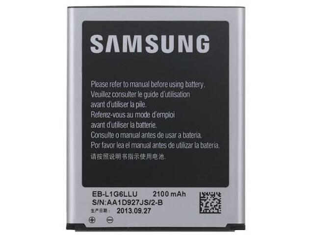 Аккумулятор Samsung Galaxy S3 GT-I9300 / I9300i / I9082 / I9080 / EB-L1G6LLU (2100mAh)- объявление о продаже  в Киеве