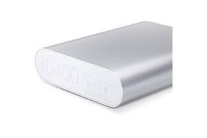 Аккумулятор зарядное PowerBank 10400 Silver