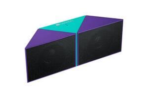 Акустична система CANYON Transformer Portable Bluetooth Speaker Purple (CNS-CBTSP4GBL)