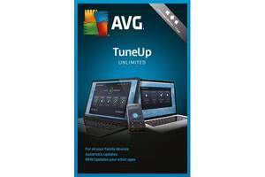 Антивирус AVG TuneUp Unlimited 2 year (AVG-TUp-U-2Y)