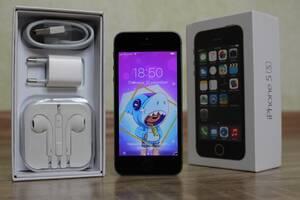 Apple iPhone 5S-32GB SpaceGray (original)