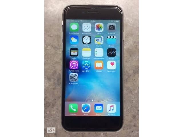 Apple iPhone 6 32Gb Silver, оригинал, в идеальном состоянии