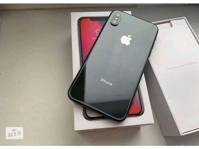 бу Apple IPhone Х (64GB) в Киеве