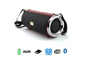 Бездротова портативна Bluetooth колонка Golon RX-1888 20W акустична колонка з FM і MP3 Червоний
