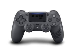 Беспроводной геймпад SONY Dualshock V2 Limited Edition (The Last of Us Part II) (9371502)