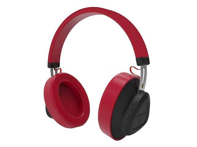 купить бу Беспроводные наушники Bluedio TM Red Bluetooth 5.0  в Украине