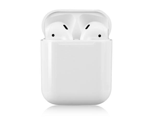 Бездротові навушники TWS HBQ i12 White- объявление о продаже  в Києві