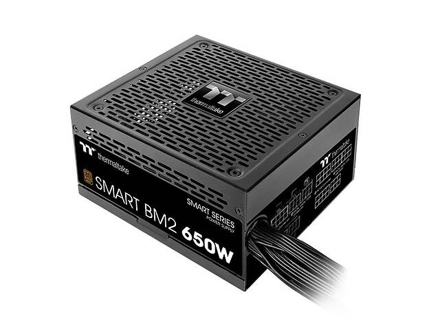 бу Блок питания Thermaltake Smart BM2 650W (PS-SPD-0650MNFABE-1) в Харькове
