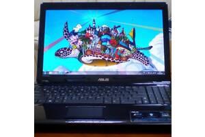 Швидкий надійний ноутбук Asus A52F (core i3, 4 гіга).