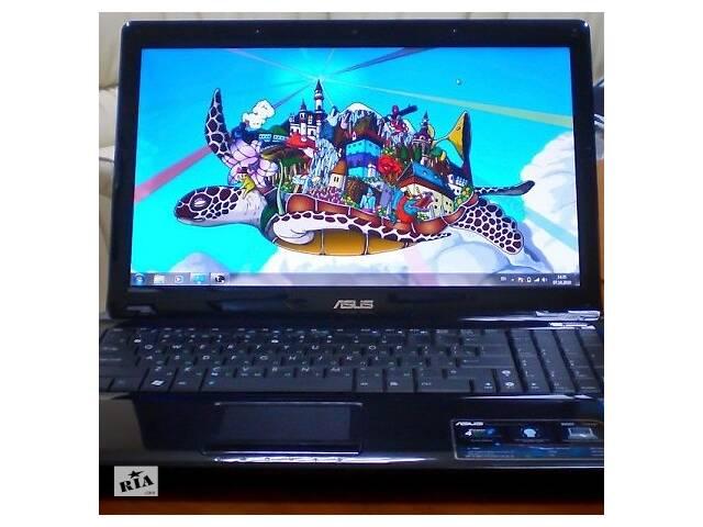 купить бу Быстрый надежный ноутбук Asus A52F (core i3, 4 гига). в Киеве
