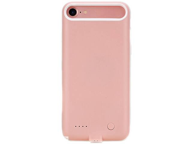 продам Чехол-аккумулятор Rock P8 power case 2000m Apple iPhone 7 Pink Rck(K)F_68858 бу в Киеве