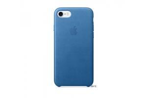 Чохол для Apple iPhone SE 2020/8/7 Leather Case Blue Sea MMY42