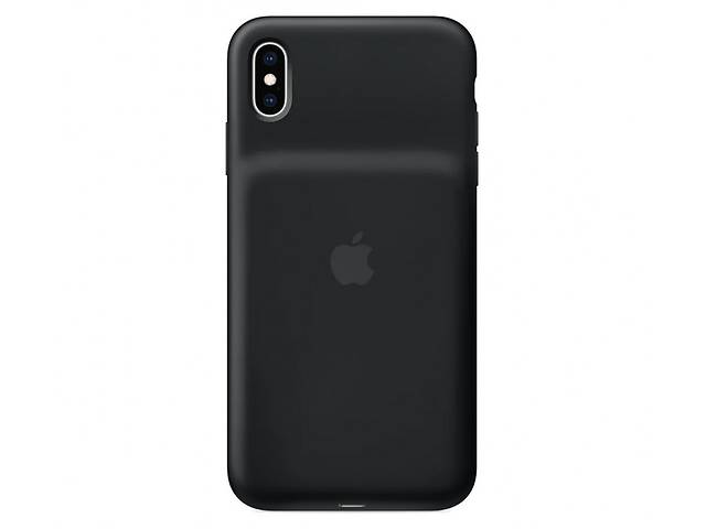 бу Чехол для Apple iPhone XS Smart Battery Case Black (MRXK2) в Киеве