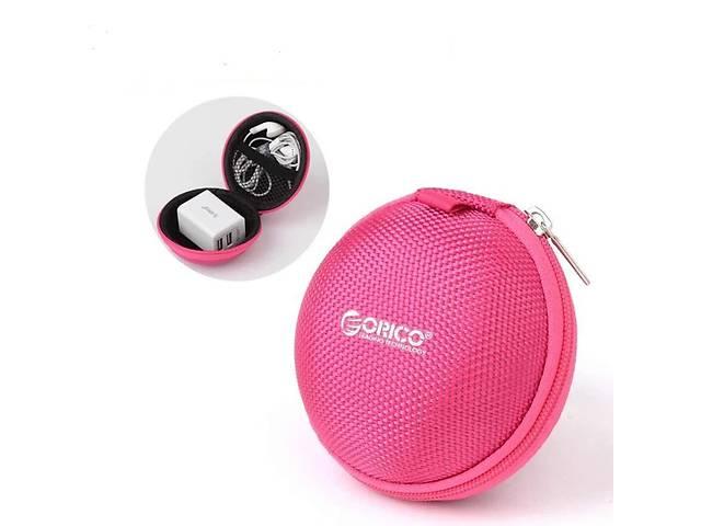 продам Чехол для хранения спортивных наушников ORICO Pink бу в Запорожье