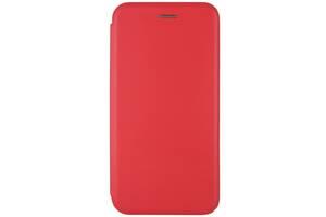 Чехол G-Case для OnePlus 7 Pro книжка Ranger Series магнитная Red