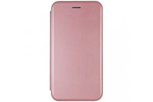 Чехол G-Case для OnePlus 7 Pro книжка Ranger Series магнитная Rose Gold