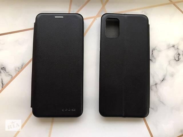 бу Чехол-книжка G-Case для Samsung Galaxy A51 Черный в Коломые