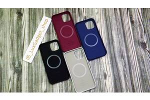 Чохол MagSafe Silicone Case Iphone Full Size 12 pro max
