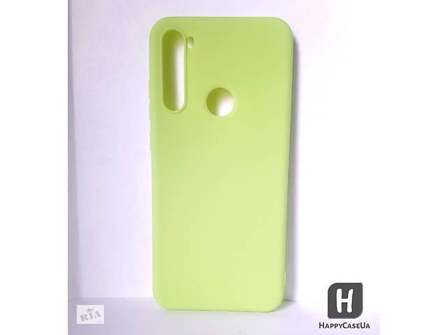 Чехол Redmi Note 8T Light green- объявление о продаже  в Кролевце