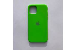 Чехол Silicone Case для Apple iPhone 11 Pro Dark Green