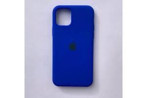 Чехол Silicone Case для Apple iPhone 11 Pro Max Sapphire Blue