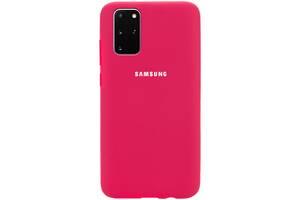 Чехол Silicone Cover Full Protective (AA) для Samsung Galaxy S20+