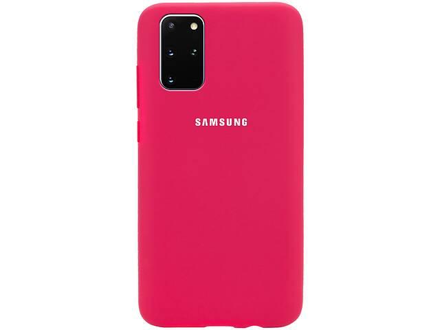 купить бу Чехол Silicone Cover Full Protective (AA) для Samsung Galaxy S20+ в Одессе