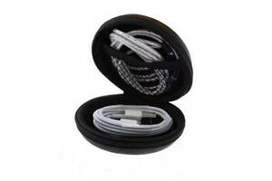 Чехол-футляр для наушников, зарядного, флешек, ключей, мелочей