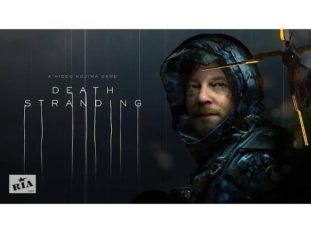 Death Stranding на ПК оффлайн активация Steam!! Быстро и просто!!- объявление о продаже  в Днепре (Днепропетровск)