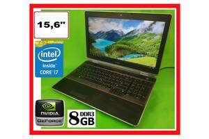 DELL: Intel Core i7/ 8Gb/ Nvidia GEFORCE/ Full HD/ ПОДСВЕТКА + НАЛОЖКА