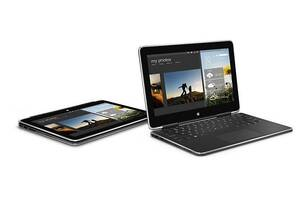 "Dell XPS 11-9P33 / 11.6"" (2560x1440) Touch IPS / Intel Core i3-4020Y (2 (4) ядра по 1.5 GHz) / 4 GB DDR3 / 240 GB SSD..."