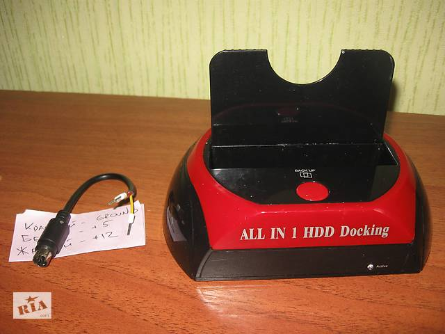 продам Док-станция All in 1 HDD Docking бу в Львове