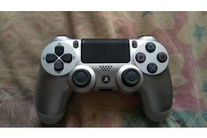 DualShock 4 V2 Silver игровой контроллер
