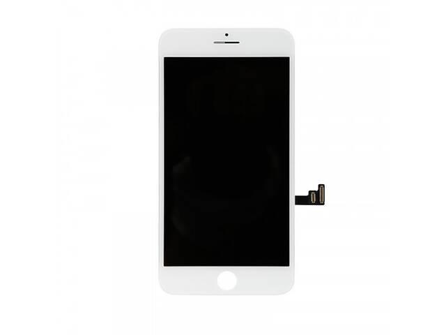 бу Дисплей (LCD) iPhone 7 Plus с сенсором белый в Харькове