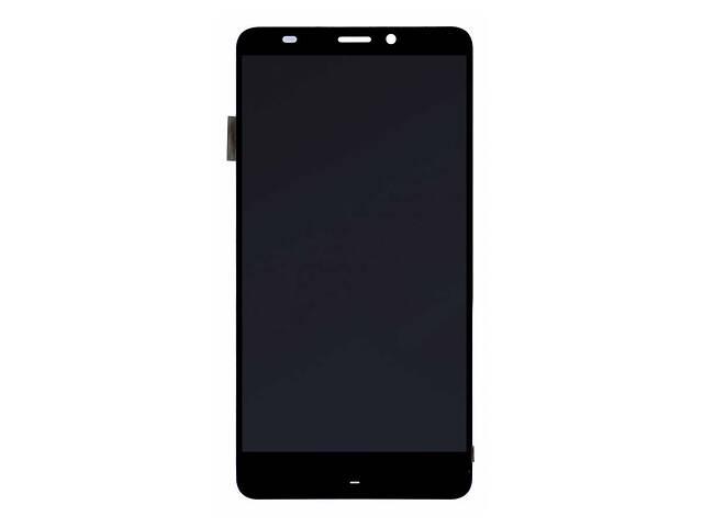 купить бу Дисплей (LCD) Prestigio 5551 с сенсором чёрный в Харькове
