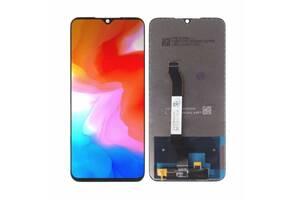 Дисплей (LCD) Xiaomi Mi8 Super Amoled с сенсором чёрный