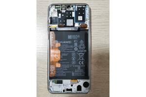 Дисплейный модуль, экран, дисплей для Huawei P30 Lite White (MAR-LX1A) 4/128GB (orig)